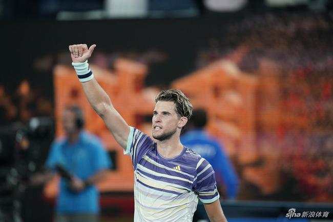 蒂姆首进澳网四强全方位提升加码大满贯争冠可能