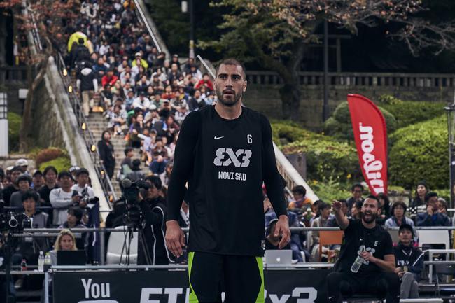 谁是FIBA 3X3世界巡回赛最佳球员?