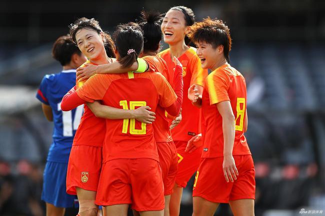 中国女足决战澳大利亚