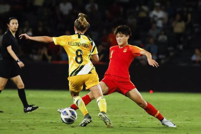 女足奥预赛战平澳大利亚
