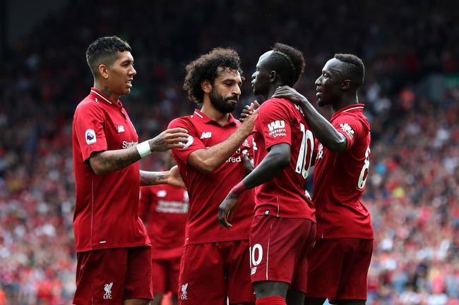 利物浦成为欧冠夺冠最大热门