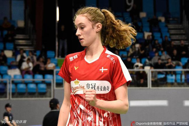 羽球欧团赛丹麦男女队双双进决赛