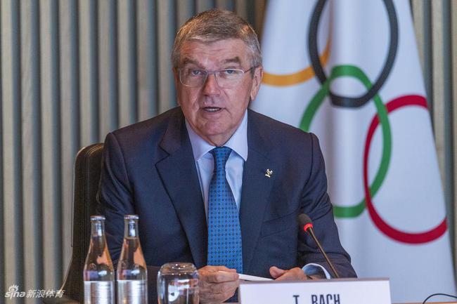 IOC主席巴赫取消访日 奥组委为延期后的奥运担心