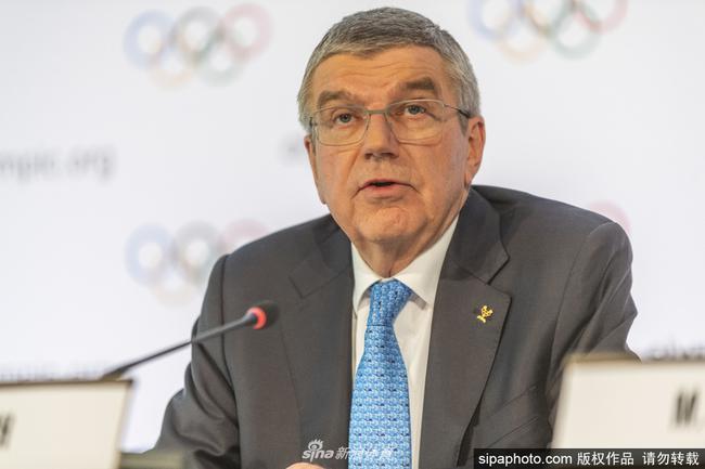 IOC与WHO签署工作协议 合作确保东京奥运顺利举办