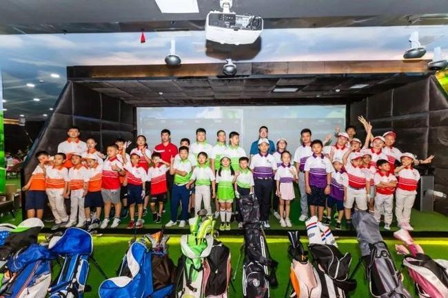 中高协大众高尔夫如歌青少年远程对战赛活力启幕