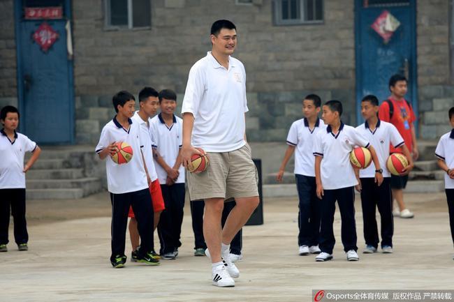 姚明谈奥运会:北京奥运很顺利 感觉热泪盈眶
