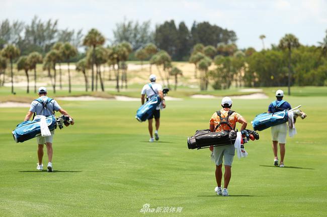 高尔夫直播重归电视 泰勒梅慈善赛美国观众235万
