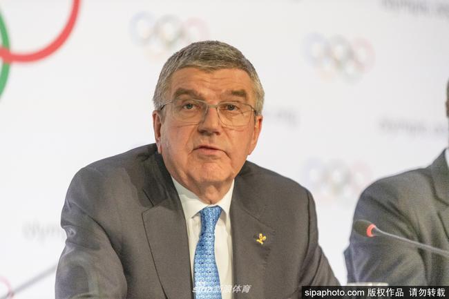 """IOC主席巴赫向全球致以""""国际奥林匹克日""""问候"""