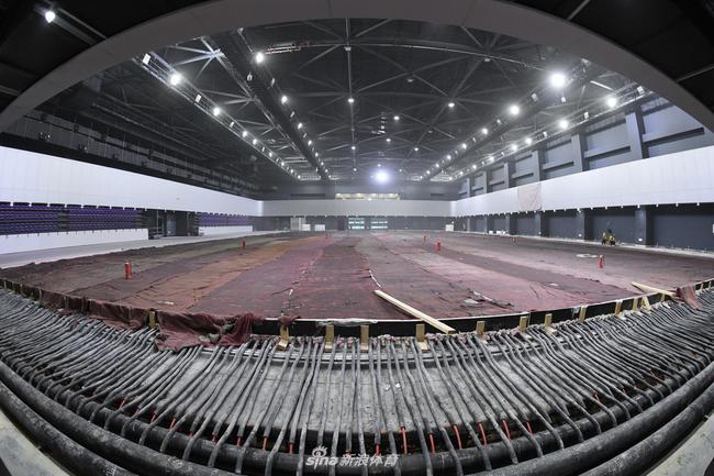 53项冬奥工程开建 北京和延庆赛