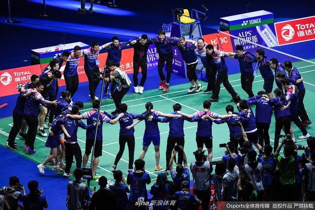羽球奥运积分赛明年重启 国羽满额战东京有机会?
