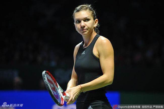 哈勒普确定将参加帕勒莫赛 库兹娃奥斯塔彭科在列