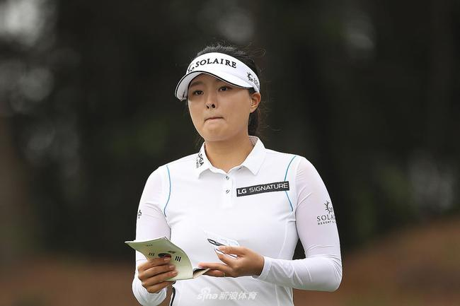 世界第一高真荣继续留韩比赛 角逐韩国女子公开赛