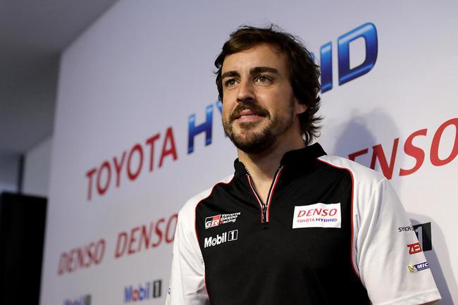F1| 布里亚托利:阿隆索准备重返F1