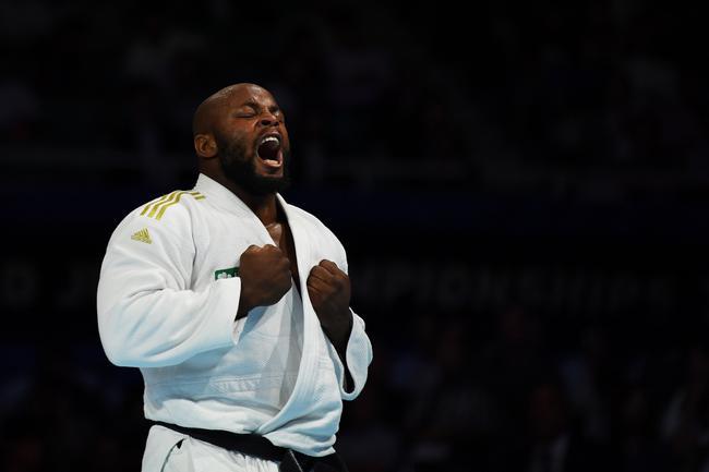 柔道世界冠军新冠检测呈