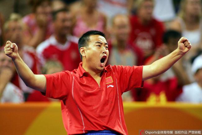 刘国梁:人生就是不断在自我挑战 讲好中国故事