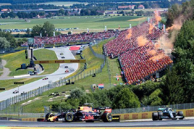 马尔科博士:红牛环赛道不会承办第三场F1大奖赛