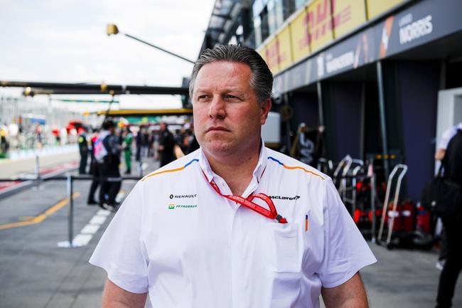F1| 迈凯轮CEO回应F1复赛被质疑:为了活下去