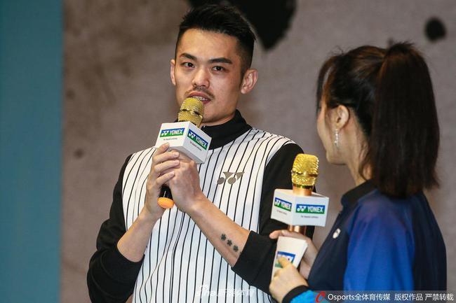 林丹退役生活大猜想 进军娱乐圈or推广羽毛球?