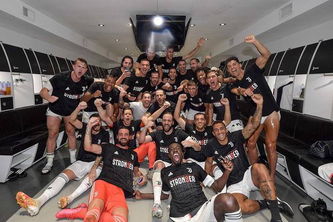 联赛夺冠,就是最重要的目标了