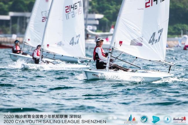 五年激荡见证成长全国青少年联赛深圳站圆满收帆