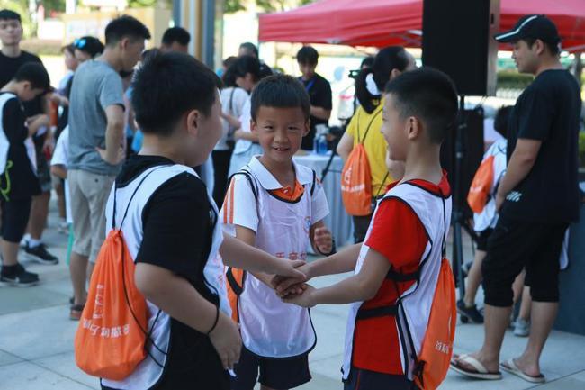 首届湖南亲子定向挑战赛热身赛第一站圆满举行