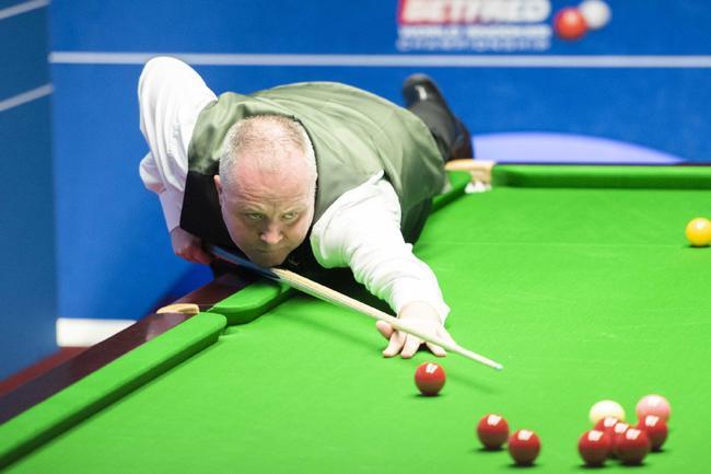 打出世锦赛满分杆希金斯仍出局 有望独享5.5万英镑