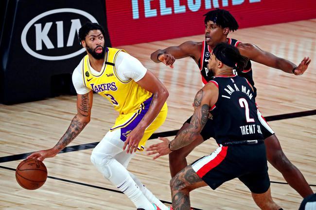 浓眉称可能再次罢赛! NBA老板们需信守诺言