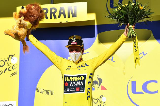 环法第12赛段:伊尔希首夺赛段冠军 罗格利奇守黄衫