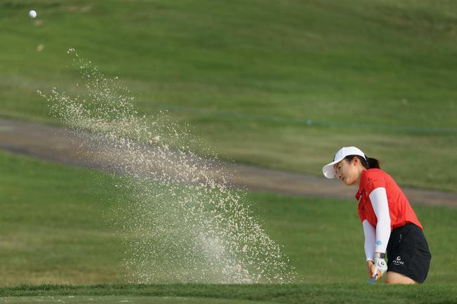 全日空赛刘钰获本季第5个前25名 张斯洋夺最佳业余