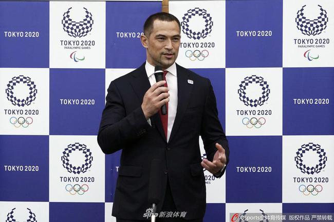 室伏广治出任体育厅长官 曾获雅典奥运会链球金牌
