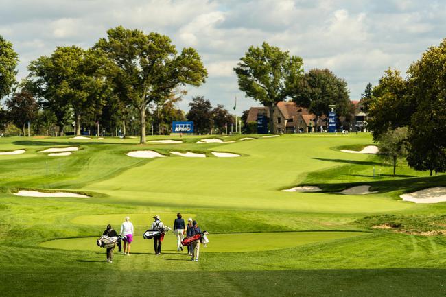 托玛斯受球童检测阳性影响 退出美国女子PGA锦标赛