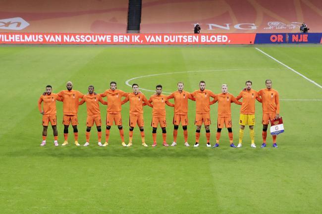 荷兰热身赛首发:德波尔首秀 阿尔克马尔两将首秀