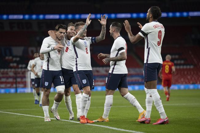 热身-勒温拔头筹 英斯倒钩破门 英格兰3-0完胜