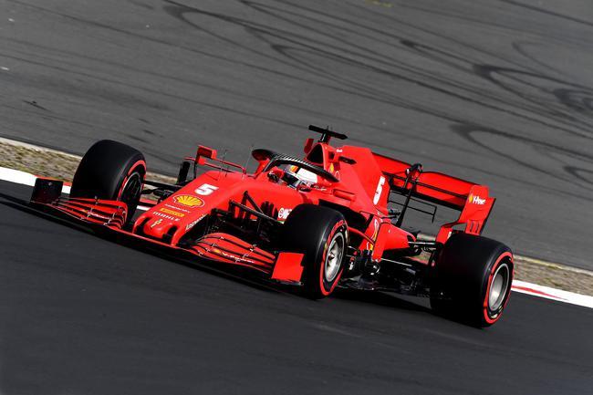 F1| 法拉利将使用升级配额重做赛车尾部