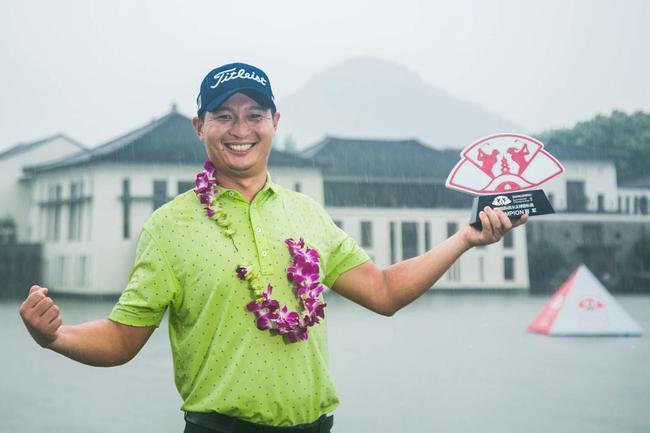 别样的卫冕 晁海蒙、张维维期待杭州国际赛连胜