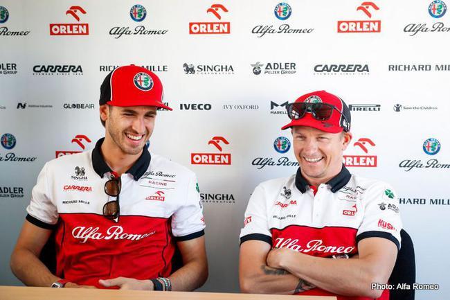 F1| 乔维纳齐:莱科宁仍然是F1中最好的车手之一