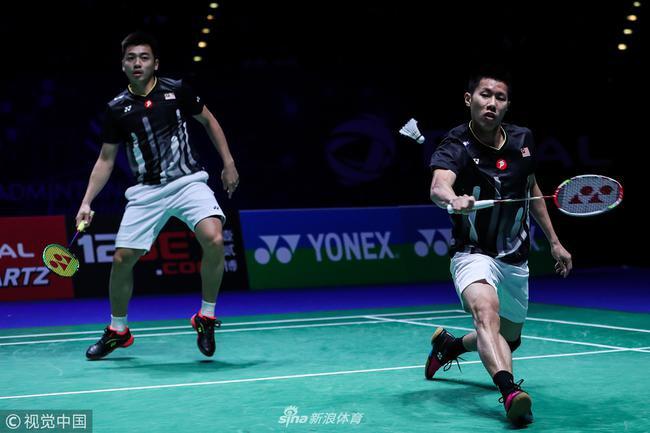 吴蔚升/陈蔚强希望创造奇迹 跻身羽联年终总决赛