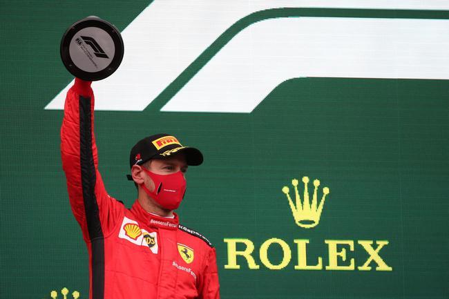 Photo of F1| 维特尔:登上领奖台是个惊喜 这是一种享受 | 新浪网