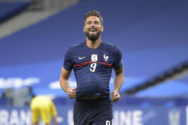 欧国联-吉鲁梅开二度 姆巴佩助攻 法国4-2夺头名