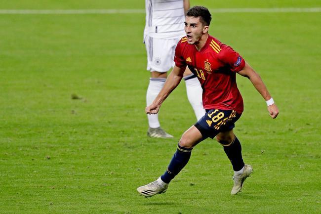 欧国联-0比6!德国历史性惨败!西班牙晋级决赛圈