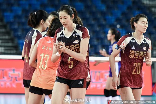 排超A组|天津女排锁定头名 江苏女排3-0四川第二