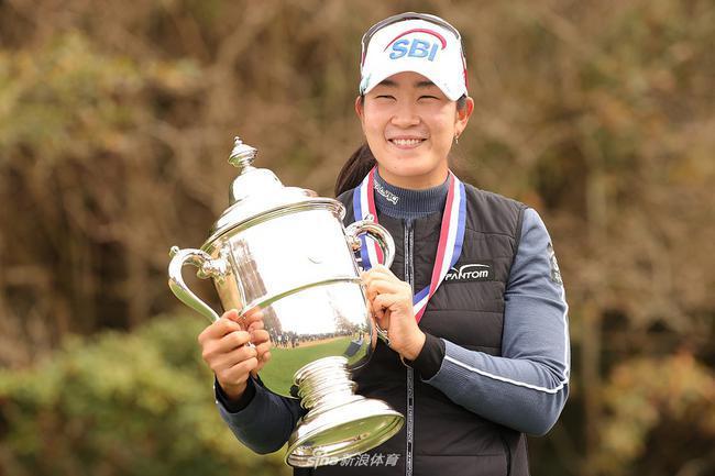 金阿林接受LPGA会员身份 大满贯胜利只获两年资格