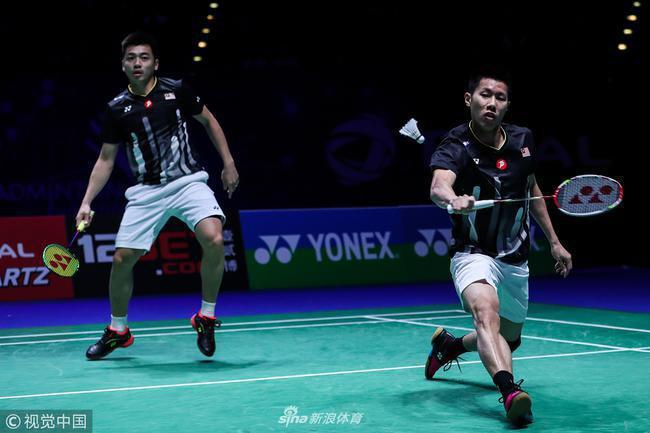 吴蔚升/陈蔚强希望在福地泰国重新找回比赛状态