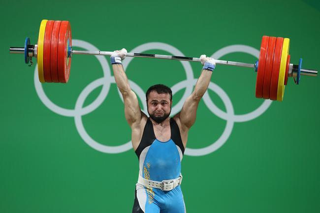 里约奥运举重冠军兴奋剂违规 吕小军有望递补金牌