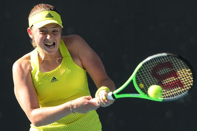 澳网-前法网女单冠军奥斯塔彭科0-2失利 无缘次轮