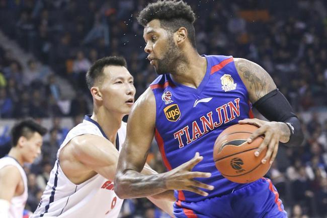 辽媒:福格和泰勒已与辽篮签约近期将到达中国