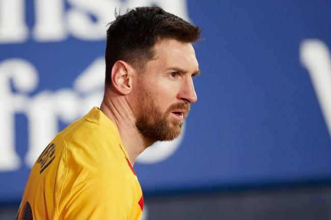 太迟!梅西打破欧冠运动战球荒 欧冠120球仅次C罗
