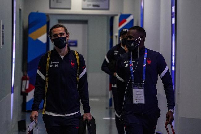 世预赛-格子世界波 巴黎中卫乌龙 法国1-1乌克兰