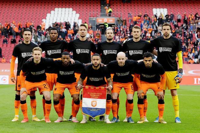 世预-德佩连场助攻西甲射手 飞翼世界波 荷兰2-0