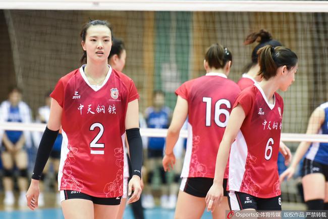 全运女排资格赛江苏3-0澳门 轻取五连胜领跑A组